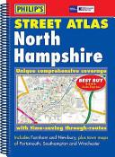 Philip s Street Atlas North Hampshire