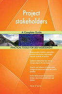 Project Stakeholders a Complete Guide