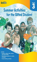 Summer Activities for the Gifted Student  Grade 3