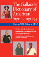The Gallaudet Dictionary of American Sign Language: CD-ROM