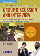 Art of Effective Communication Ingroup Discussion and Interview