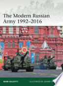The Modern Russian Army 1992   2016