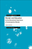 Wonder and Education Book