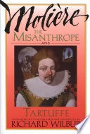 The Misanthrope And Tartuffe By Moli Re book