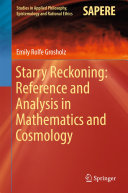 Starry Reckoning: Reference and Analysis in Mathematics and Cosmology