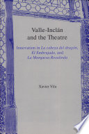 Valle Incl N And The Theatre book
