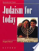 Judaism for Today Cultural And Political Perspectives A Complete Topic On