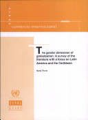 The Gender Dimension of Globalization