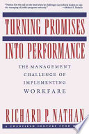 Turning Promises Into Performance