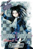 Rosario Vampire  Season II  Vol  8