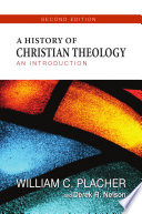 A History Of Christian Theology Second Edition