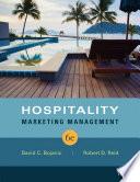 Hospitality Marketing Management  6th Edition