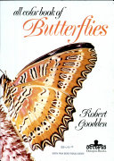 All color book of butterflies