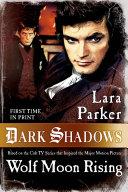 download ebook dark shadows: wolf moon rising pdf epub