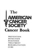 The American Cancer Society Cancer Book