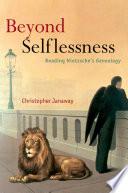 Beyond Selflessness