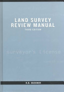Land Survey Review Manual