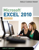 Microsoft Excel 2010  Complete