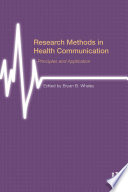 Research Methods in Health Communication
