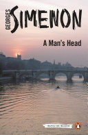 A Man's Head In The Bustling Streets Of Paris Book Nine