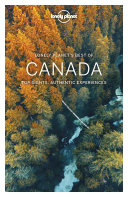 Lonely Planet Best of Canada Book