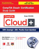 CompTIA Cloud  Certification Study Guide  Exam CV0 001