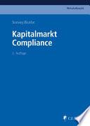 Szesny/Kuthe, Kapitalmarkt Compliance