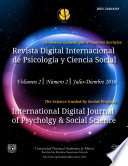 Revista Digital Internacional de Psicología y Ciencia Social | Vol. 2 | Num. 2 | 2016