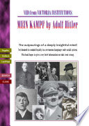 MEIN KAMPF by Adolf Hitler   A demystification