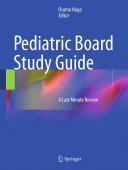 Pediatric Board Study Guide   A Last Minute Review  gnv64  pdf