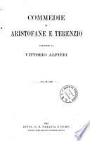 Opere di Vittorio Alfieri