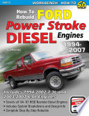 How To Rebuild Ford Power Stroke Diesel Engines 1994 2007