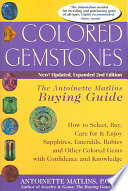 Colored Gemstones With Excitement And Anticipation But Lack Of
