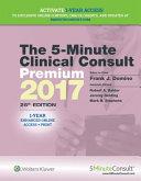 5 minute Clinical Consult Premium 2017