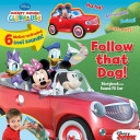 Disney Mickey Mouse Clubhouse Follow That Dog  Storybook and Sound FX Car