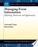 Managing Event Information
