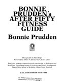 Bonnie Prudden s After Fifty Fitness Guide