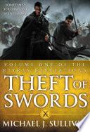 Theft Of Swords book