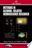 Methods in Alcohol Related Neuroscience Research