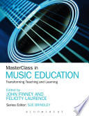 MasterClass in Music Education