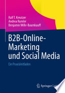 B2B-Online-Marketing und Social Media