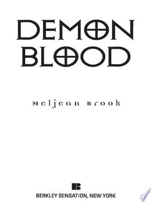 Demon Blood - ISBN:9781101442258