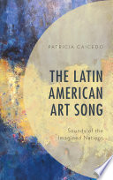 The Latin American Art Song