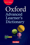 Oxford Advanced Learner s Dictionary B2 C2  W  rterbuch  Kartoniert  Mit Online Zugangscode