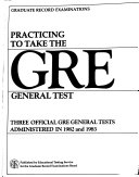 Practicing to Take the GRE General Test