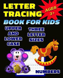 Letter Tracing Book For Kids