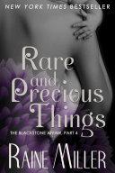 download ebook rare and precious things pdf epub