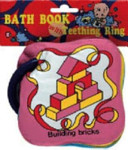 Bath Book with Teething Ring