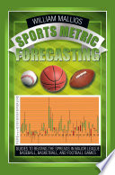 Sports Metric Forecasting book