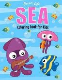 Ocean   Sea Life Coloring for Kids